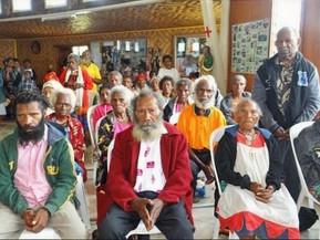 Mendi celebrates World Day for Grandparents & Elderly