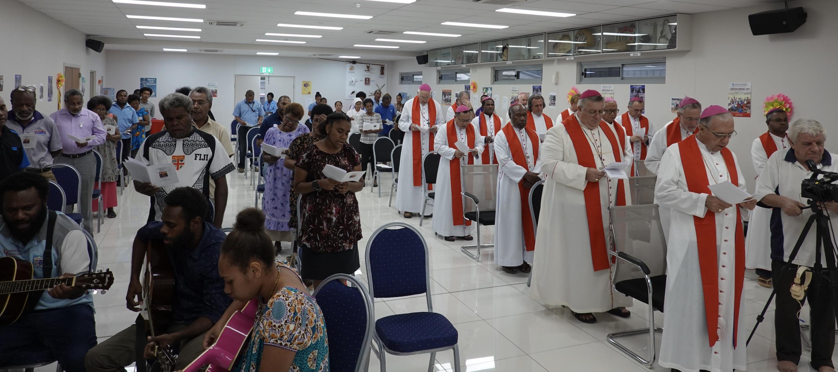 1 Mass congregation 2