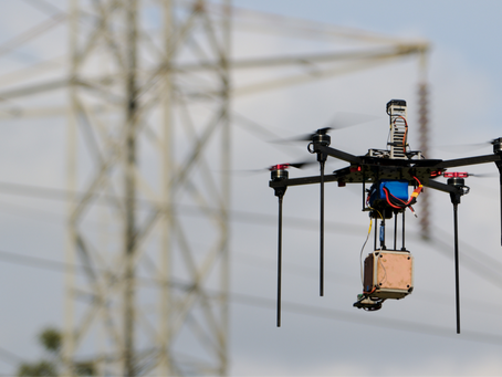 Manifold Robotics licenses Army Research Lab technology for use of drones near power lines