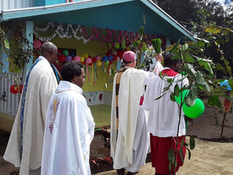 New Church Buildings for Diocese of Mendi