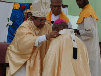 Imposition of Pallium on Archbishop Bal