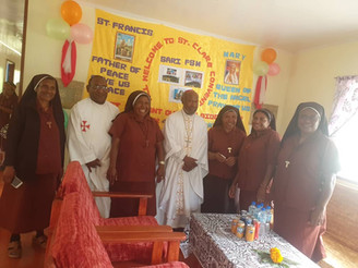 First FSM Convent Opened in Diocese of Wabag