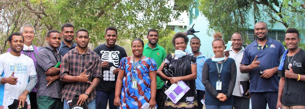 Waste Management Team after July 31 mtg.