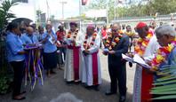 1 Opening of the new Catholic Bishops Co