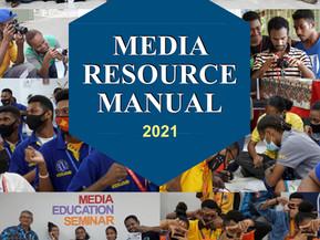 Media Resource Manual Booklet