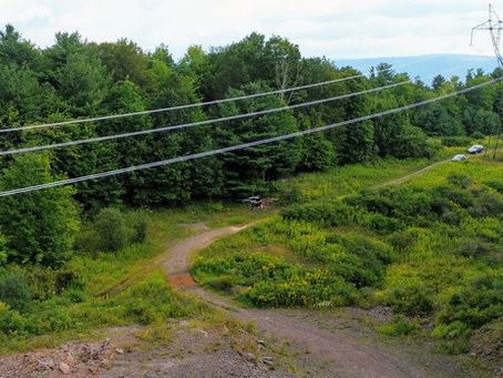 Power line inspections with drones: the balance between automation and manual operations