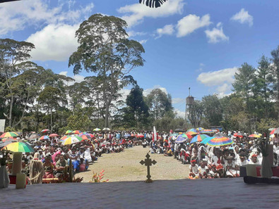 Kundiawa celebrates Centenary of Legion of Mary