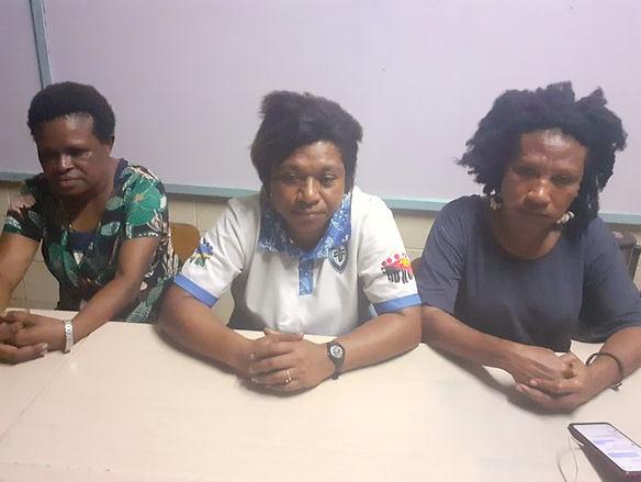 Concerned Civil Society Representatives