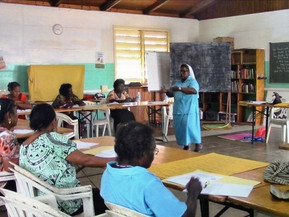 Catholic Diocese of Gizo Complete 2 Seminars