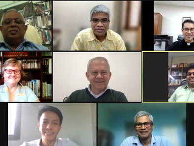 South Asia and EAO Publishing Houses meet