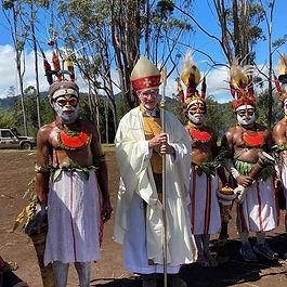Bp Donald and parishioners.jpg