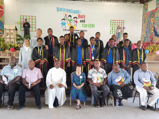 DBTSS graduates 148 students at 27th