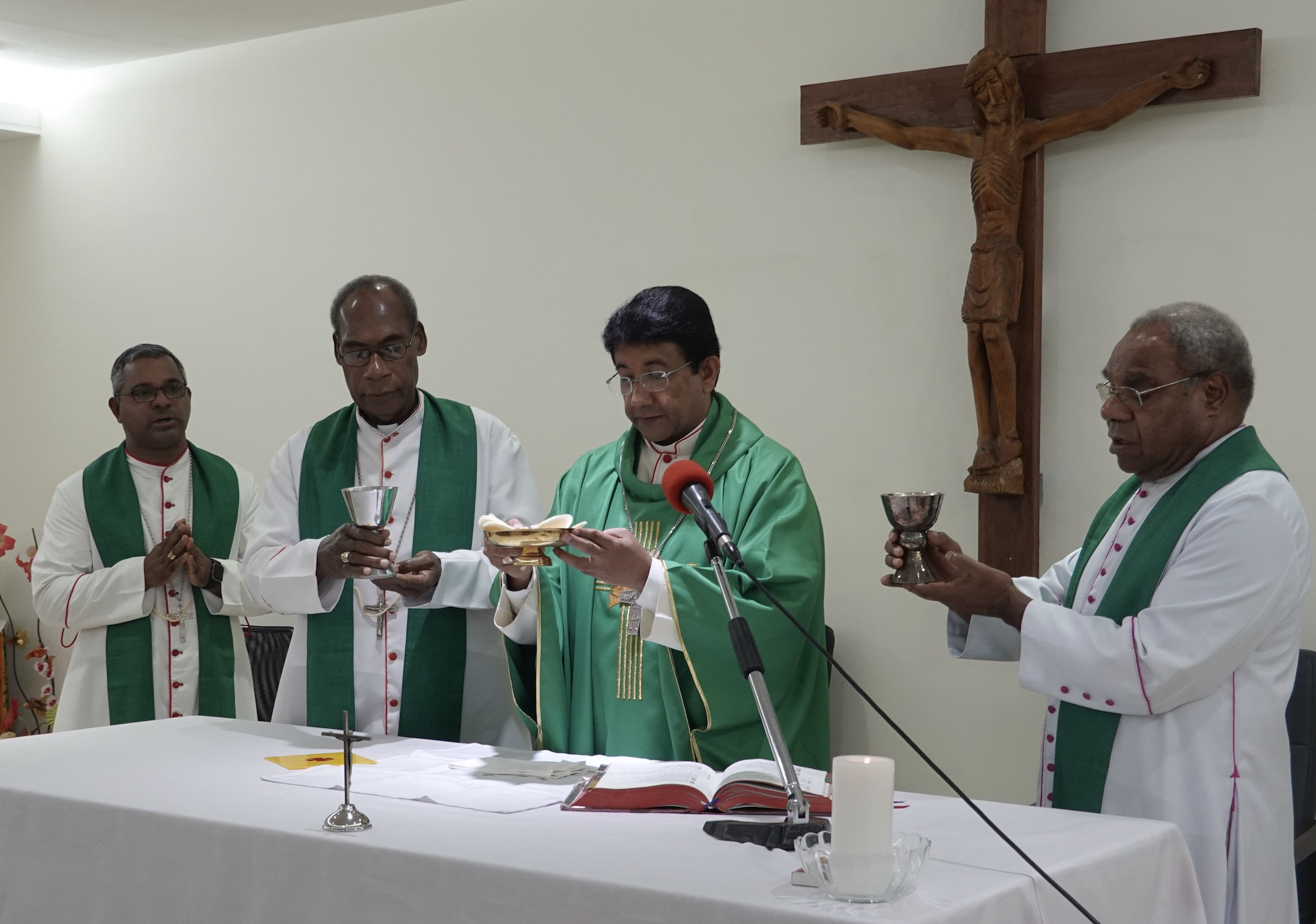 Bishops at the Eucharist 2