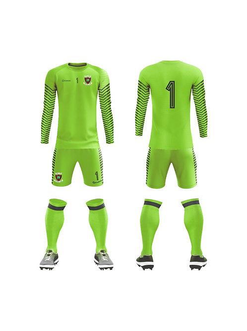 OAKWOOD FC GK KIT - GREEN