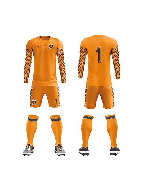 OAKWOOD FC GK KIT - ORANGE
