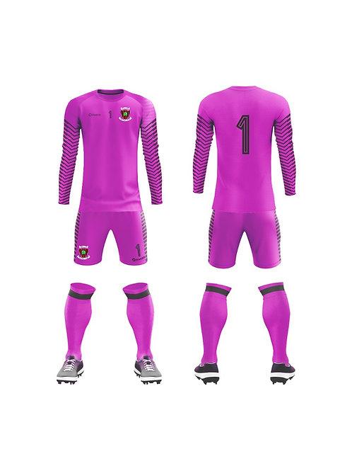 OAKWOOD FC GK KIT - PINK