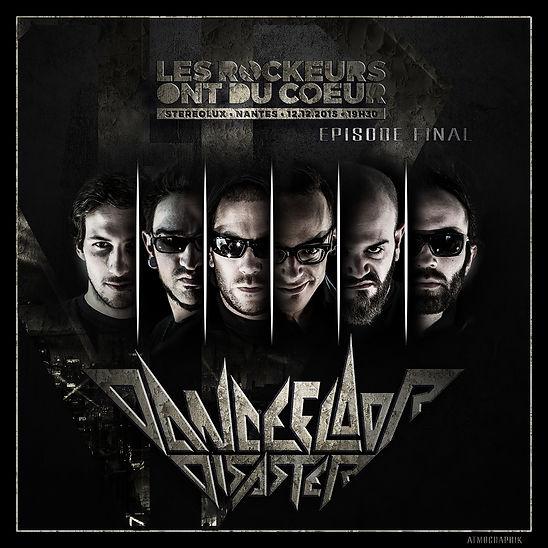 Graphiste, Nantes, Dancefloor Disaster