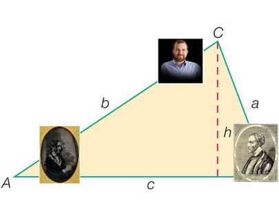 3# - Cardano's Triangle of Mathematicians
