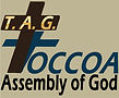 Logo Toccoa Assembly of God Church