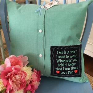 Memory Pillow 40cm