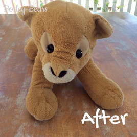 Repairs to Soft toys and Animals