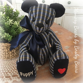 Jointed Bear 35cm