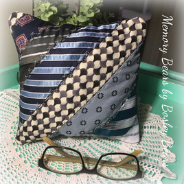 Mini Mens Tie Pillow 20cm