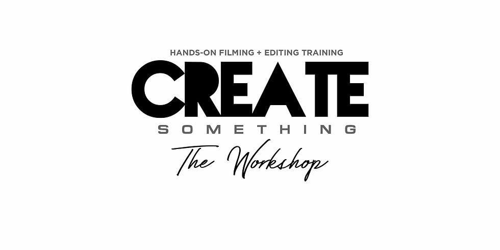 CREATE SOMETHING :        The Workshop