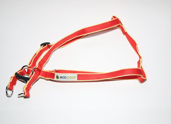 Bamboo Red Harness
