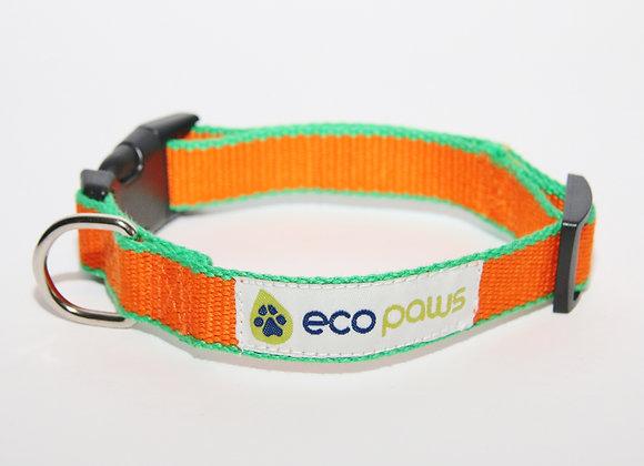 Bamboo Orange Collar