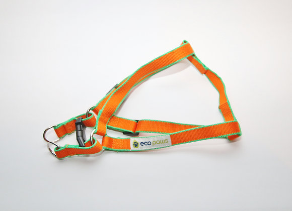 Bamboo Orange Harness
