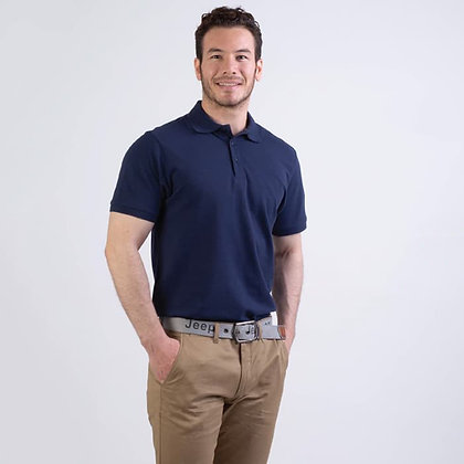 New States Premium Cotton Polo Shirt 8100