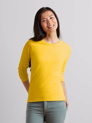 76400L Ladies' Long Sleeve