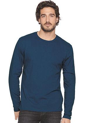 New States Apparel Premium Cotton Long Sleeve 7280