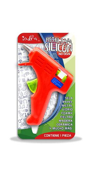Pistola para silicon
