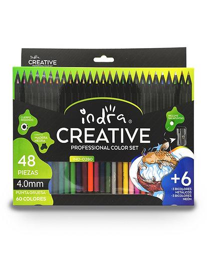 Indra Creative 48+6