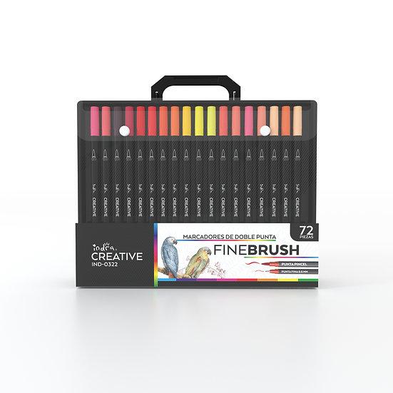 Indra Creative Finebrush 72