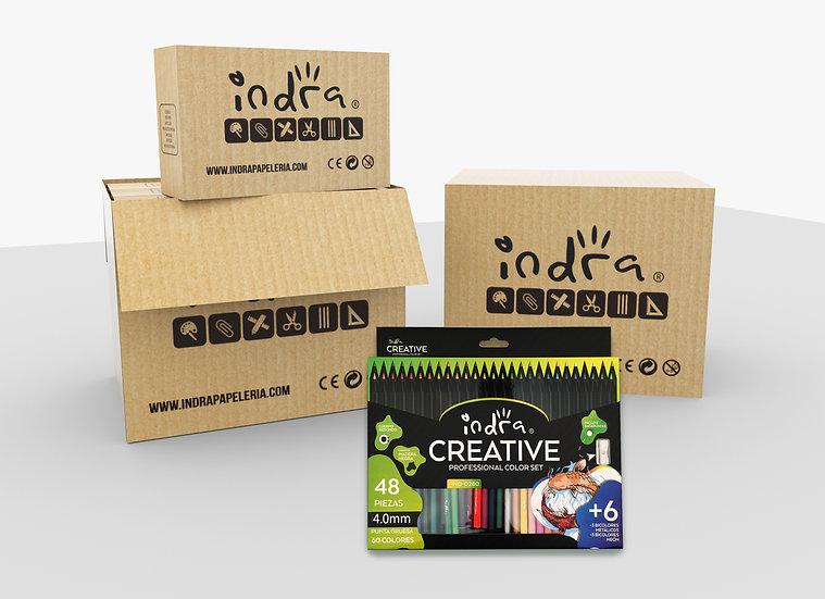 Master box Indra CREATIVE 48+6