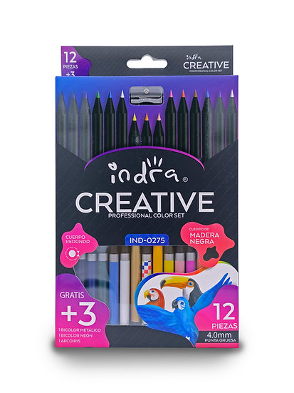 Indra Creative 12+3