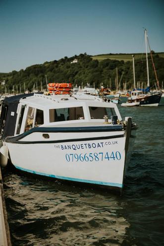 Banquet Boat - Dartmouth