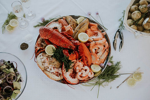 Banquet Boat, Seafood Platter, Dartmouth, lobster, Crab, Banquet Boat