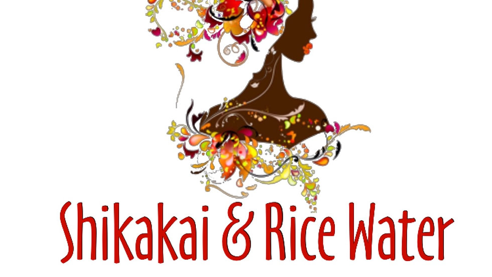 Shikakai & Rice Water Shampoo