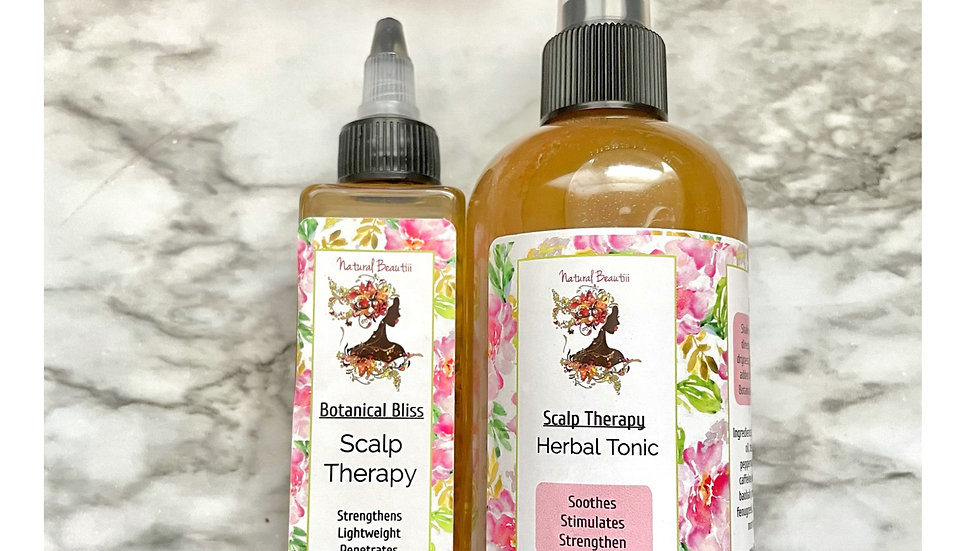 Scalp Therapy Set