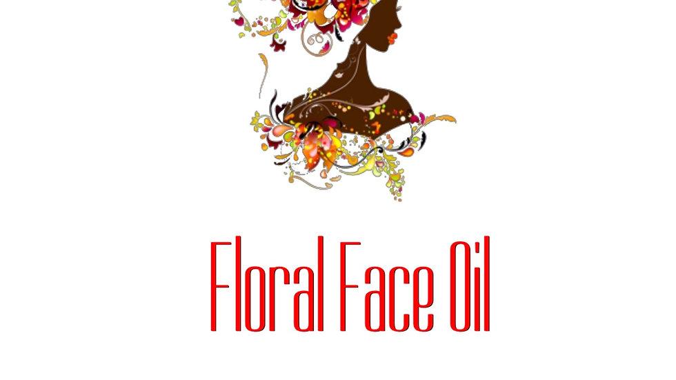 Floral Face Oil