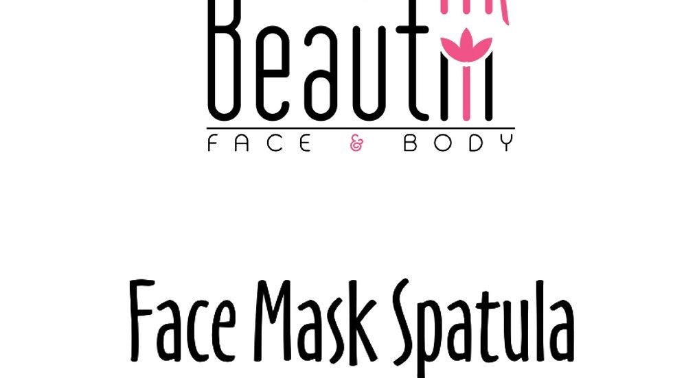 Face Mask Spatula