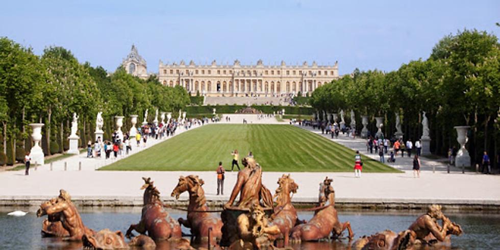 Jardins de Versailles à deux voix *15€*