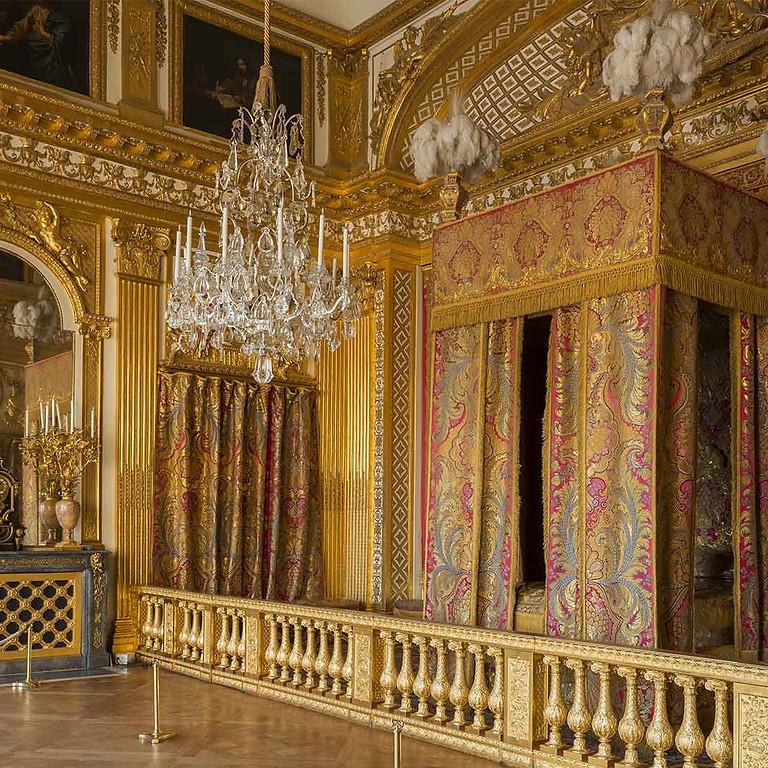 Replay Versailles: les appartements royaux avec Mélanie *9.90€*