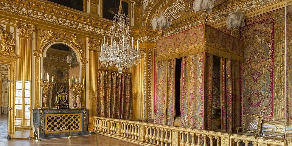 Versailles: les appartements royaux avec Mélanie *9.90€*