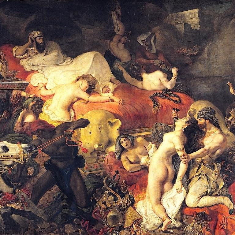 Replay Eugène Delacroix avec Aurélie *9.90€*