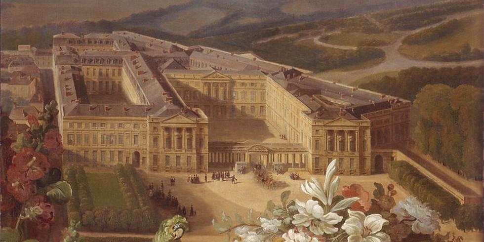 Le palais de Compiègne avec Mélanie *9.90€*